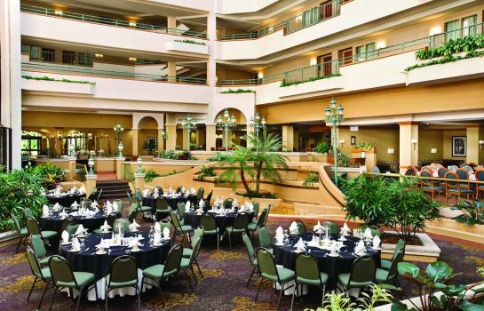 Hotelhalle Embassy Suites Greensboro - Airport
