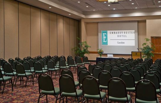 Info Embassy Suites by Hilton Greensboro Airport