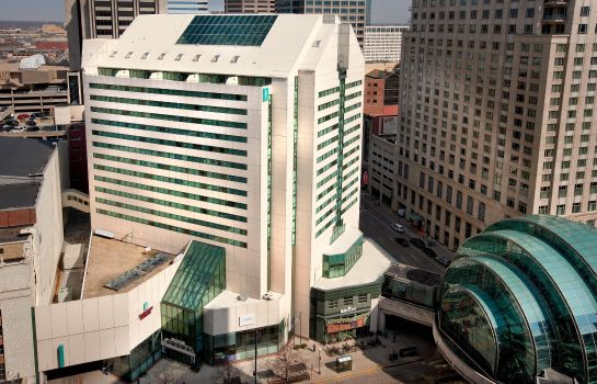 Außenansicht Embassy Suites by Hilton Indianapolis Downtown
