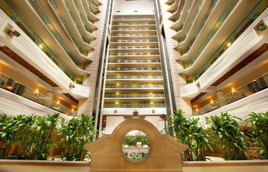 Hall Embassy Suites by Hilton Indianapolis-D