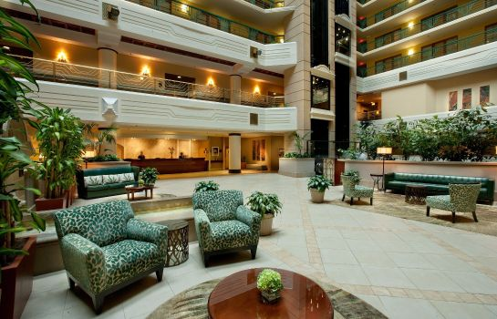 Hotelhalle Embassy Suites by Hilton Indianapolis Downtown