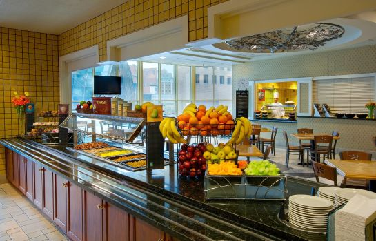 Restaurant Embassy Suites by Hilton Indianapolis Downtown