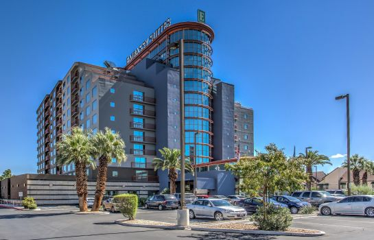 Buitenaanzicht Embassy Suites by Hilton Convention Center Las Vegas