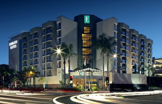 Außenansicht Embassy Suites by Hilton Los Angeles Int*l Airport North