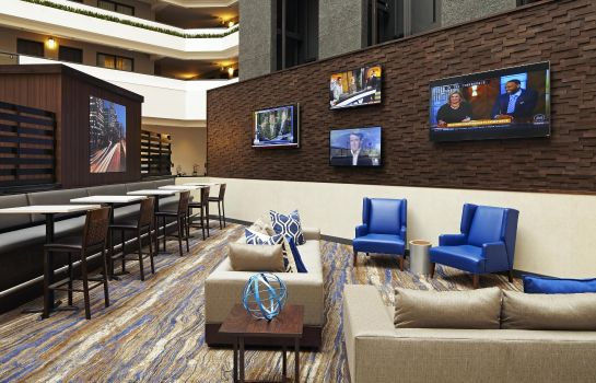 Lobby Embassy Suites by Hilton Los Angeles Int*l Airport North