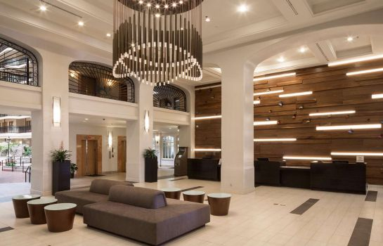 Lobby Embassy Suites by Hilton Anaheim North