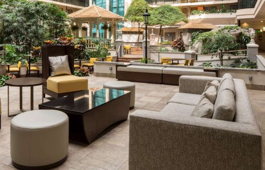 Hol hotelowy Embassy Suites by Hilton Anaheim North