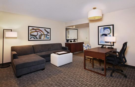 Suite Embassy Suites by Hilton Anaheim North