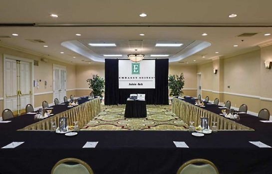 Conference room Embassy Suites by Hilton Anaheim North