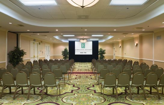 Sala de reuniones Embassy Suites by Hilton Anaheim North