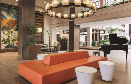 Lobby Embassy Suites by Hilton Brea North Orange County