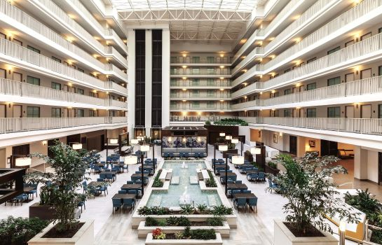 Hall Embassy Suites by Hilton Brea North Orange County