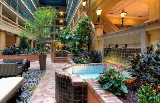 Lobby Embassy Suites by Hilton Los Angeles Int*l Airport South