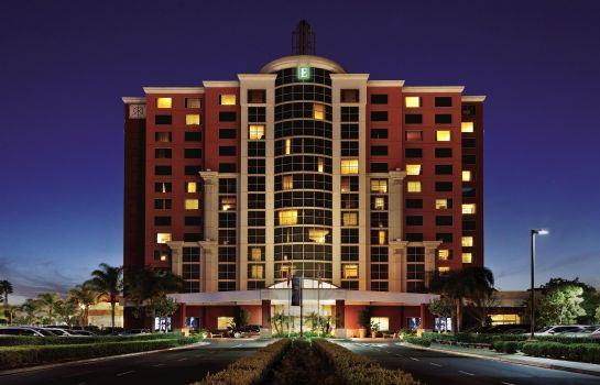 Exterior view Embassy Suites by Hilton Anaheim South
