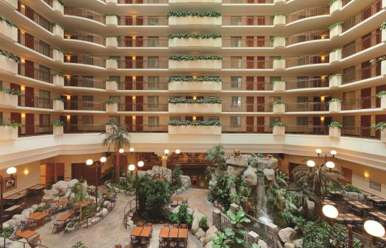 Lobby Embassy Suites by Hilton Anaheim South