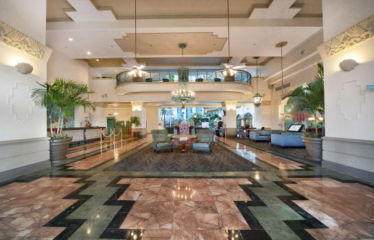Lobby Embassy Suites by Hilton Miami International Airport