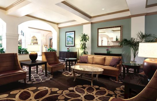 Lobby Embassy Suites by Hilton Milpitas Silicon Valley
