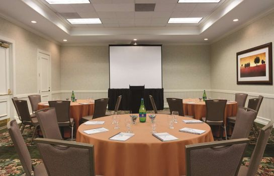 Conference room Embassy Suites by Hilton Milpitas Silicon Valley