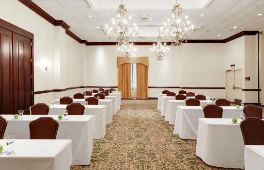 Conference room Embassy Suites by Hilton New Orleans