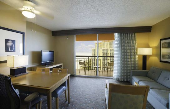 Suite Embassy Suites by Hilton Myrtle Beach Oceanfront Resort