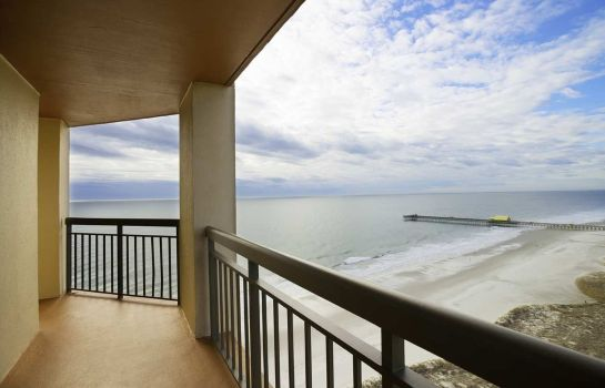 Zimmer Embassy Suites by Hilton Myrtle Beach Oceanfront Resort