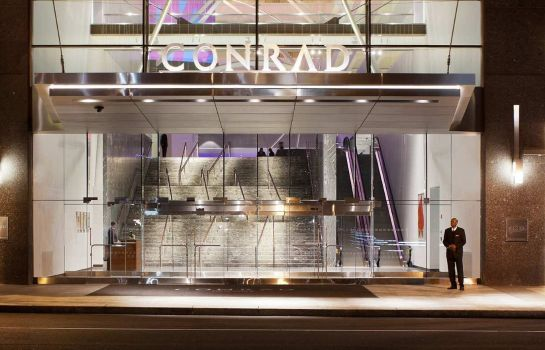 Exterior view Conrad New York