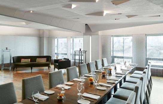 Restaurante Conrad New York