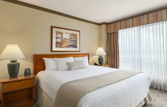 Suite Embassy Suites by Hilton Portland Airport