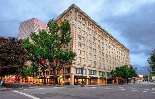 Buitenaanzicht Embassy Suites by Hilton Portland Downtown