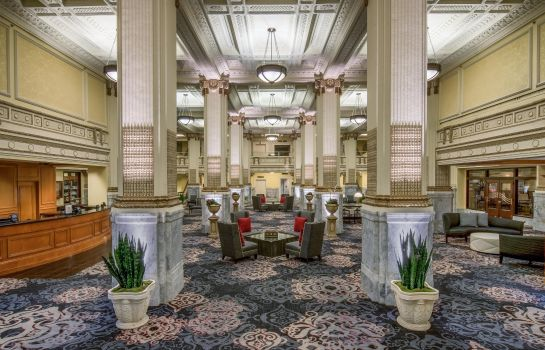 Hotelhalle Embassy Suites Portland - Downtown