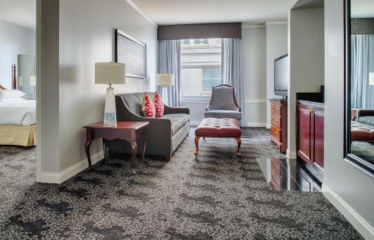 Suite Embassy Suites Portland - Downtown