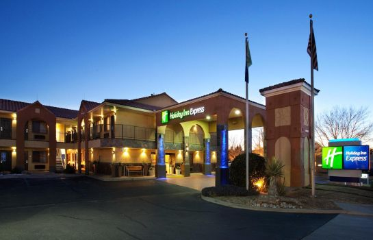 Außenansicht SureStay Plus Hotel by Best Western Albuquerque I40 Eubanks
