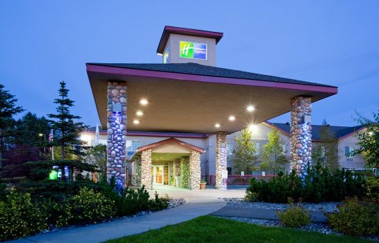 Außenansicht Holiday Inn Express ANCHORAGE