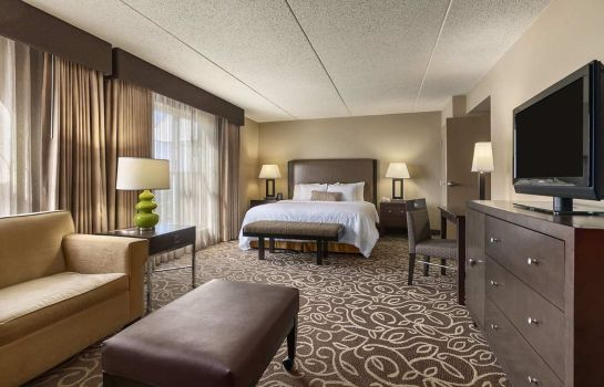 Room Embassy Suites by Hilton Pittsburgh International Airport