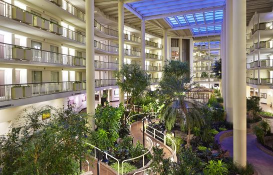 Hotelhalle Embassy Suites by Hilton Parsippany