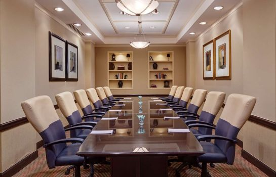 Conference room Embassy Suites by Hilton Parsippany