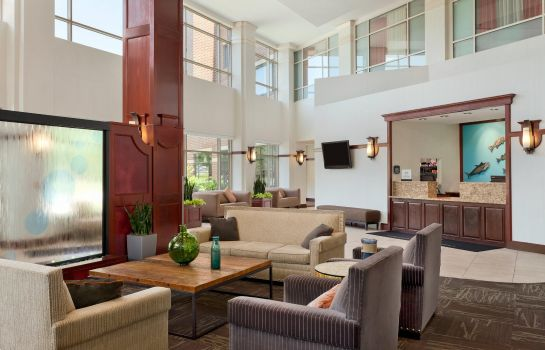 Hotelhalle Embassy Suites by Hilton Portland Maine
