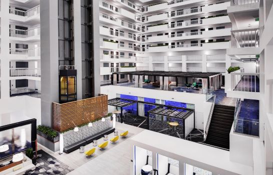 Hotelhalle Embassy Suites by Hilton Raleigh Crabtree