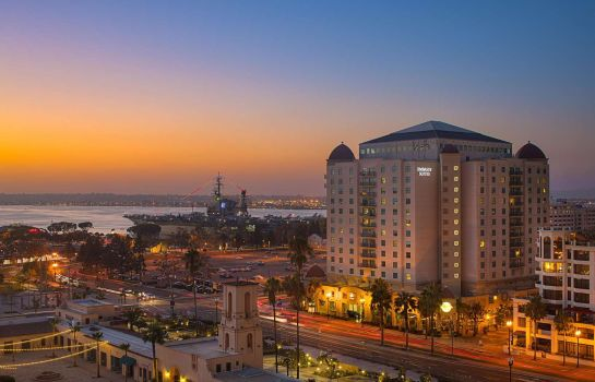 Vista esterna Embassy Suites by Hilton San Diego Bay Downtown