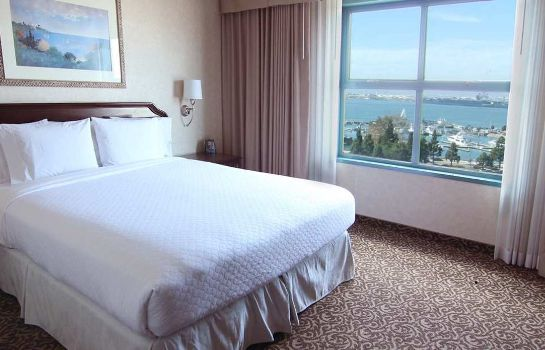 Suite Embassy Suites by Hilton San Diego Bay Downtown