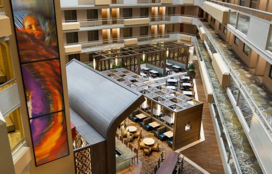 Hotelhalle Embassy Suites by Hilton San Antonio Airport