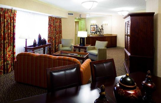 Suite Embassy Suites by Hilton San Antonio Airport