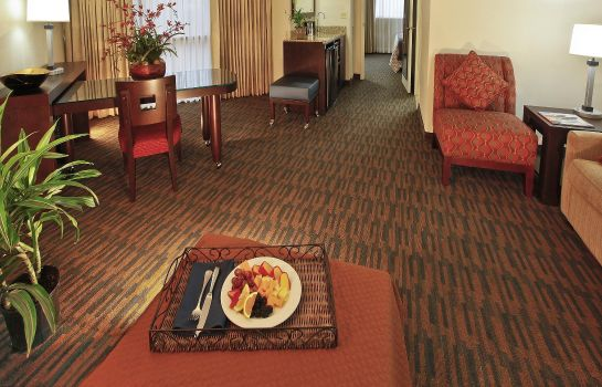Chambre Embassy Suites by Hilton Seattle Tacoma Int*l Airport