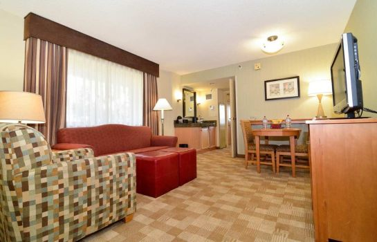 Suite Embassy Suites by Hilton San Rafael Marin County