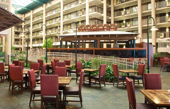 Lobby Embassy Suites by Hilton Syracuse