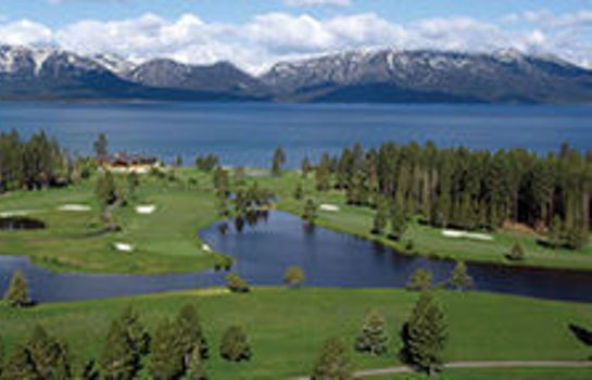 Golfplatz Lake Tahoe Resort Hotel