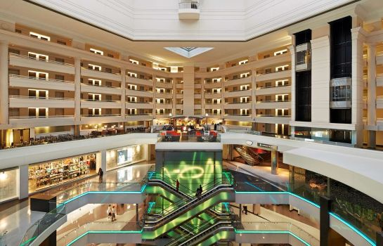 Hol hotelowy Embassy Suites by Hilton Washington DC Chevy Chase Pavilion