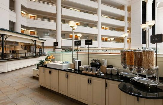 Restaurant Embassy Suites by Hilton Washington DC Chevy Chase Pavilion