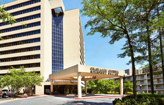 Exterior view Embassy Suites by Hilton Crystal City National Airport