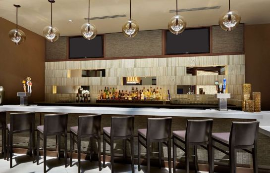 Hotel bar Embassy Suites by Hilton Crystal City National Airport